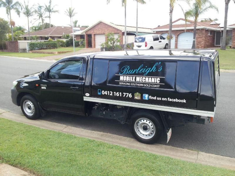 Mobile Roadworthy Certificates Gold Coast | Burleigh's