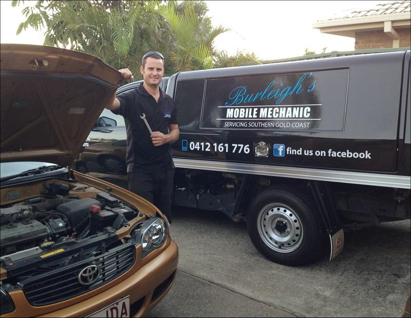 Mobile Roadworthy Certificates Gold Coast | Burleigh's Mobile Mechanic